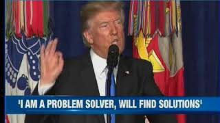 Donald Trump lashes out at Pakistan for harbouring terrorists - NEWSXLIVE