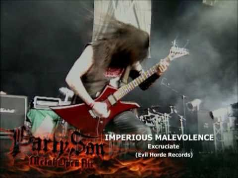 Imperious Malevolence - Excruciate - Live in Germany