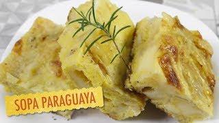 Te enseño a hacer Sopa Paraguaya, tu nuevo plato favorito