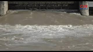 Heavy Rains in Jammu Kashmir | Ranjit Singh Sagar Dam Water Released | CVR News - CVRNEWSOFFICIAL