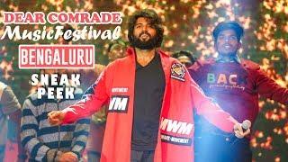Dear Comrade Music Festival Banglore Sneak Peek | TFPC - TFPC