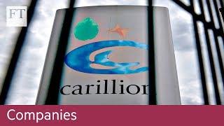 Carillion collapses into liquidation - FINANCIALTIMESVIDEOS