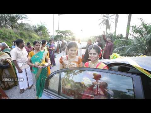 MALAYSIAN INDIAN WEDDING MONTAGE BY NEDESH VIDEO CREATION SDN BHD-H/P-016 798 5081