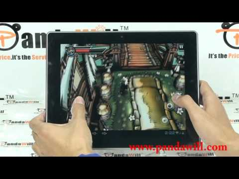 Cobalt 10 Android 4.0 Tablet