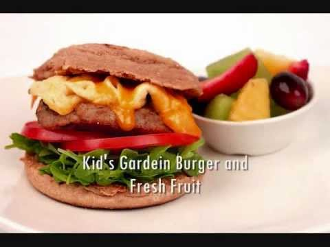 Healthy Food Can Be Delicious - Healthy Fast Food Menu