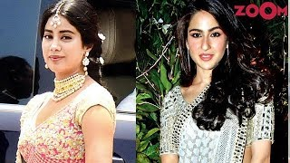 Exclusive: Janhvi Kapoor Reacts On Being Compared With Sara Ali Khan & More - ZOOMDEKHO