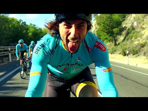 100% Brumotti Road Bike Freestyle with Astana