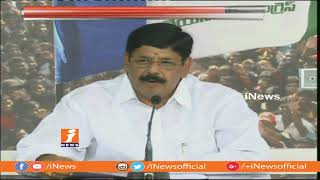 YCP Leader Anam Ramanarayana Reddy Questions Chandrababu Over CBI Blocks in AP | iNews - INEWS