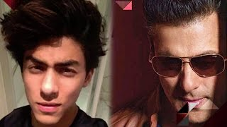 Aryan Khan To Watch Salman Khan's 'Sultan'   Bollywood Gossip