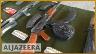 🇲🇽 🇺🇸 Illegal guns from the US fuel Mexico's drug cartel violence | Al Jazeera English - ALJAZEERAENGLISH