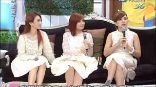 2012.11.19康熙來了完整版 女子天團S.H.E再度合體!
