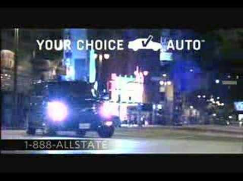Allstate Insurance Commercial
