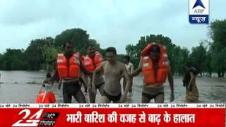 Flood situation grim in MP - ABPNEWSTV