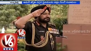 Indian Army Chief  Bikram Singh is going to be retired today - New Delhi - V6NEWSTELUGU
