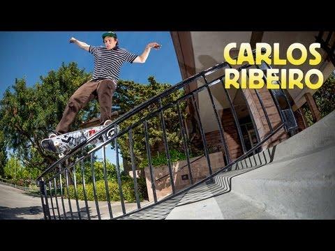 LRG and Thrasher present Carlos Ribeiro Full Part