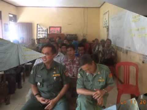 Workshop Partisipatif MBM Bank Mandiri Klaster Jamur Merang Karawang