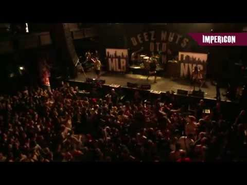Deez Nuts - Popular Demand / Go Fuck Yourself (Official HD Live Video)