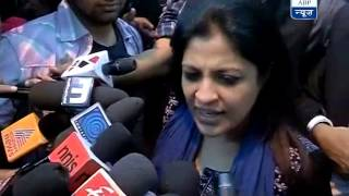 Non-violence is our principle: Shazia Ilmi - ABPNEWSTV
