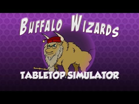 Buffalo Wizards | Tabletop Simulator: Scrabble Babble