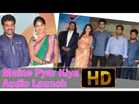 Maine Pyar Kiya Audio Launch l Pradeep Ryan Isha Talwar l Part 2