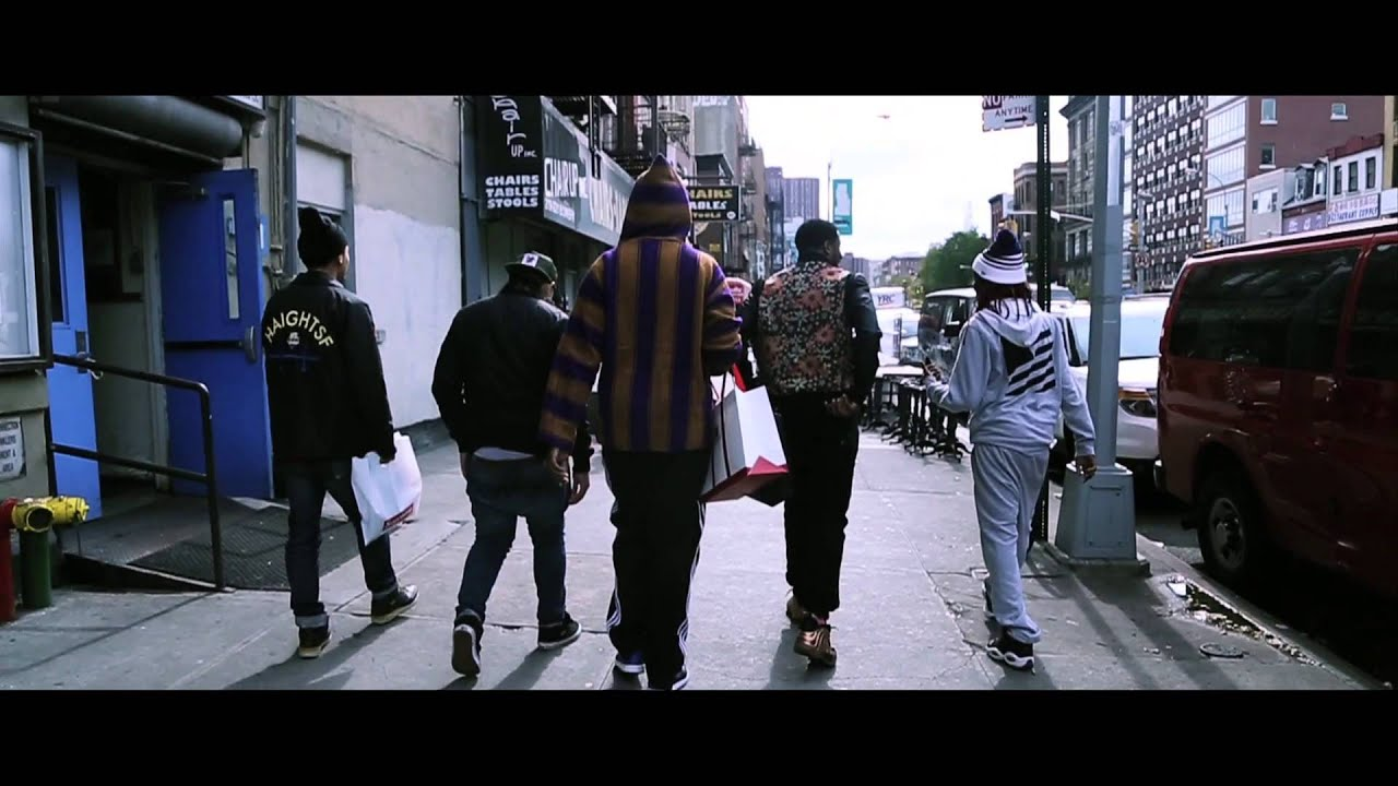 HBK Gang - Heart Break Kids: Cal Poly Pomona / New York (Video)