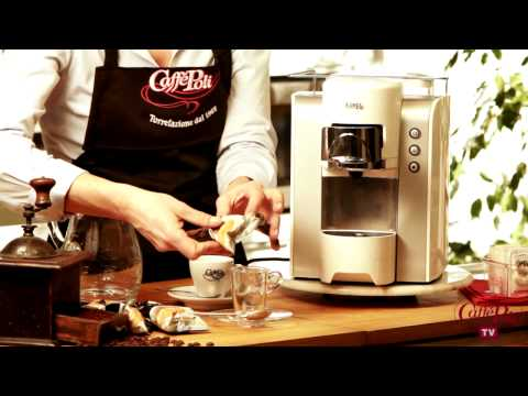 Macchina Espresso Capsule come si usa Tutorial Caff Poli Torrefazione TV