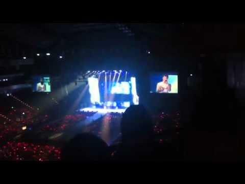 110423 JYJ concert in Taipei In Heaven.