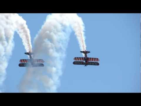 Canon PowerShot SX40 HS - Breitling Wing Walkers pt I Full HD