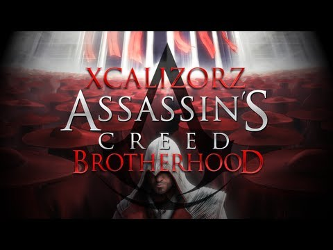 The Ezio Auditore Affair - Assassin's Creed Brotherhood Playthrough pt.18
