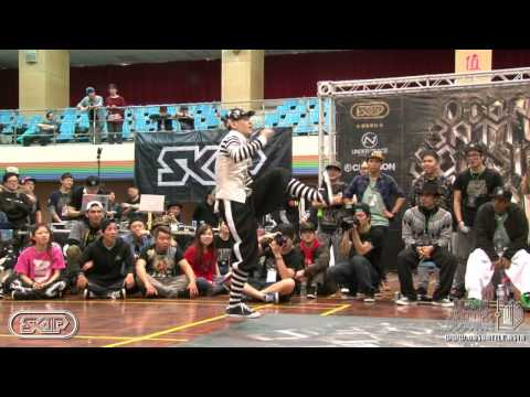 Locking Best16-8 QTB vs Vic Chan | 20140302 OBS Vol.8