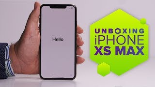 iPhone XS Max, unboxed - CNETTV