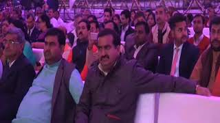 19 Feb, 2018 - Cultural extravaganza begins in India's city of Taj Mahal - ANIINDIAFILE