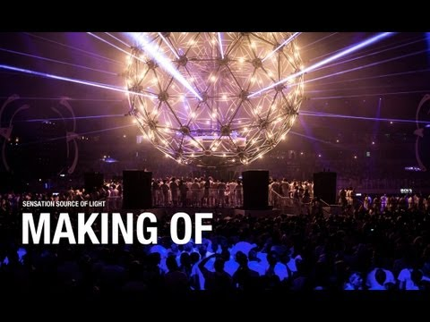 """Making of"" Sensation White"