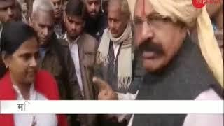 BJP MLA Udaybhan Chaudhary threatens SDM, says 'Don't you realize my power?' - ZEENEWS