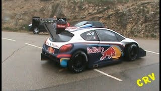 Vido Test Sbastien Loeb 208 T16 Pikes Peak 2013 Mont Ventoux (day2)  par CanadelRallyeVideo (1412 vues)