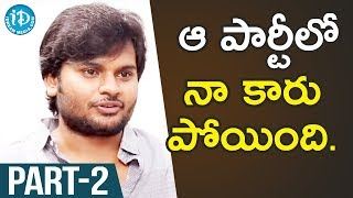 Samanthakamani Director Sriram Aditya Exclusive Interview Part #2 || Talking Movies With iDream - IDREAMMOVIES