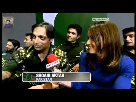 Shoaib Akhtar Is Real Hero For All time Must see It Is 100% Orignal Uploaded By Zubair03476989786
