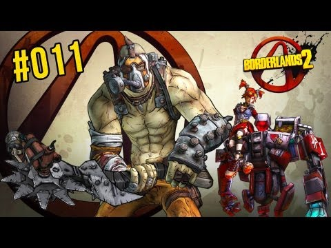 Borderlands 2 [Krieg Psycho Mania/Hellborn][Mechromancer Anarchy][Alle DLCs] DE/LPT #011