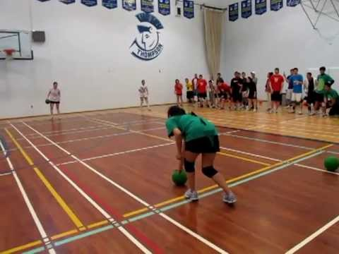 MUST SEE The most EXCITING VDL dodgeball game ever