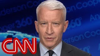 Anderson Cooper: Trump foils WH attempt to shift blame - CNN