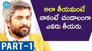 Lie Director Hanu Raghavapudi Exclusive Interview Part #1 || #LieMovie || Talking Movies With iDream - IDREAMMOVIES