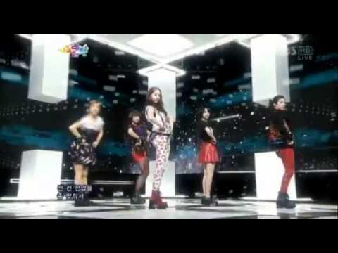 [121229] F(x) - Electric Shock [2012 SBS Gayo Daejun]