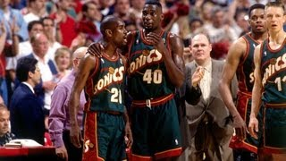 10 Best Gary Payton To Shawn Kemp Alley Oops