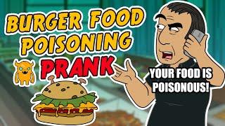 Epic Burger Food Poisoning Prank (Arab Guy) - Ownage Pranks view on youtube.com tube online.