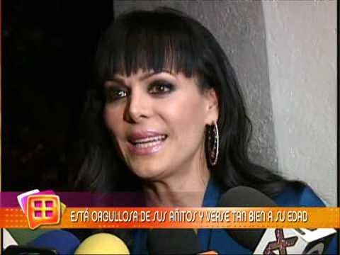 Maribel Guardia cumplió 50 años