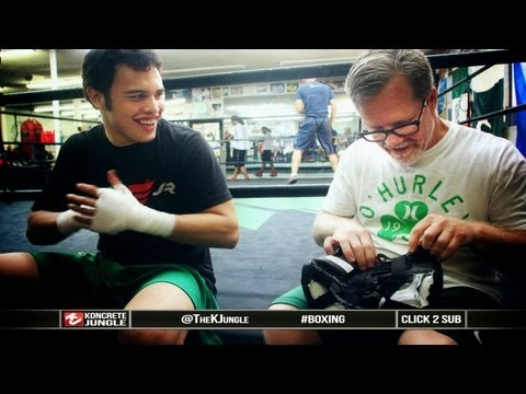 Roach: Meeting with Chavez Jr this week, wants 'Canelo' Alvarez fights, talks Murray bout [TrueHD]