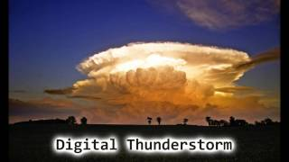 Royalty Free Digital Thunderstorm:Digital Thunderstorm