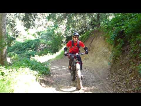 Turnbull Canyon MTB with Wayne's New Fat Bike
