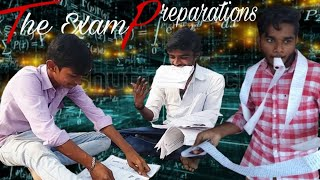 Types Of  The Exam  Preparations||A New Telugu Short Film/By Friends Arts - YOUTUBE