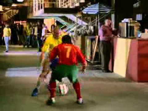 joga bonito   brasil vs portugal propaganda nike -Ufg7zqHDv14